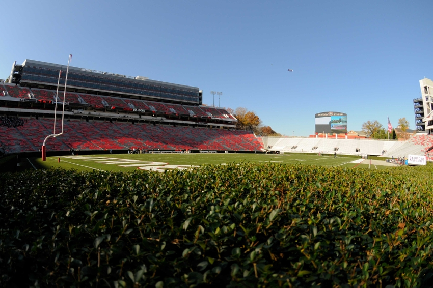 Uga Wallpaper Hd Sanford Stadium Ranked 3rd In Sec By Cfb Experts Poll