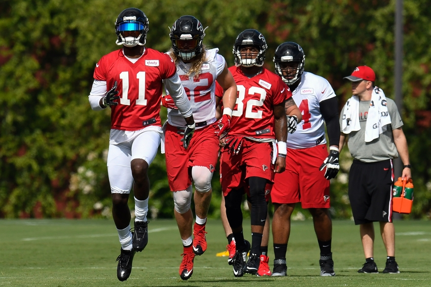 Fantasy Football 2016 Preview Atlanta Falcons wide receivers FOX