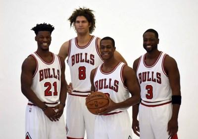 Wade Rondo NBA Chicago Bull Butler