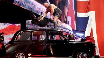 WWE Roman Reigns Vs Big Show