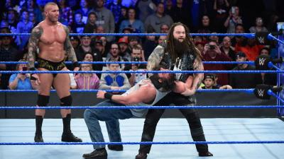 WWE SmackDown Live Results Highlights Analysis And Grades For