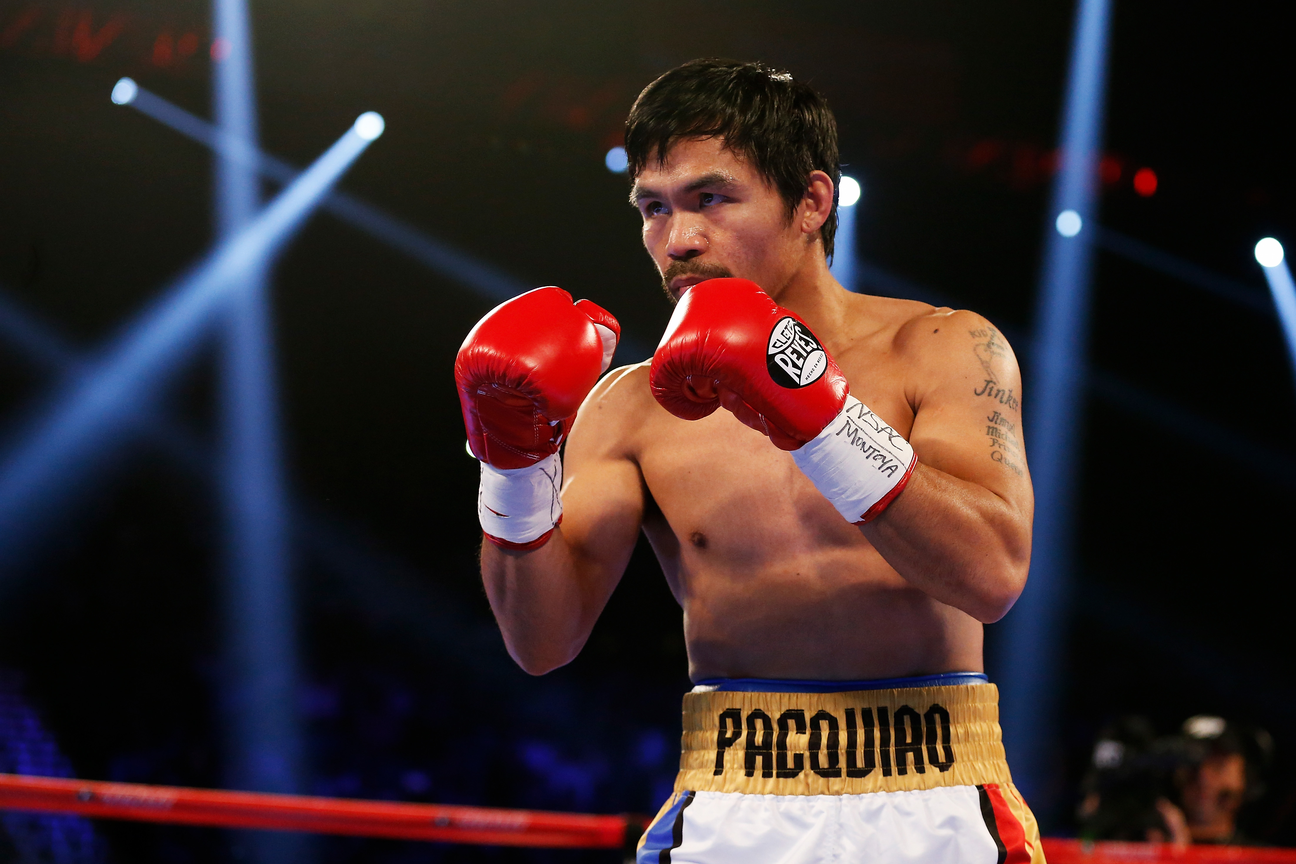Boxing Ring Wallpaper Hd Pacquiao Vs Vargas 5 Keys To Victory For Manny Pacquiao