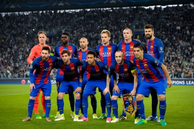 FC Barcelona host Juventus in the Champions League Quarter-Final Second Leg