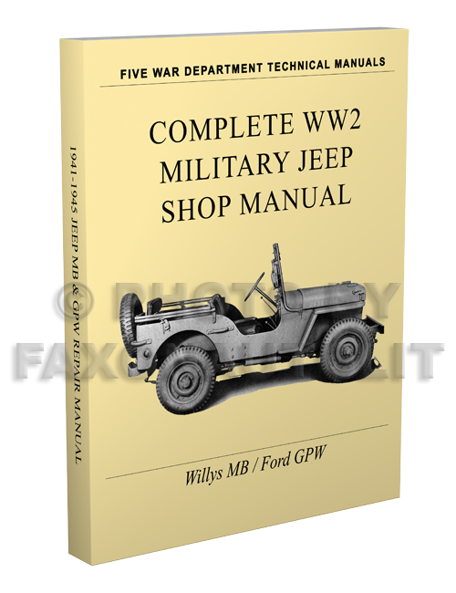 willys jeep horn wiring