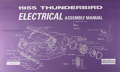 65 Ford Thunderbird Wiring Diagram Schematic Diagram Electronic