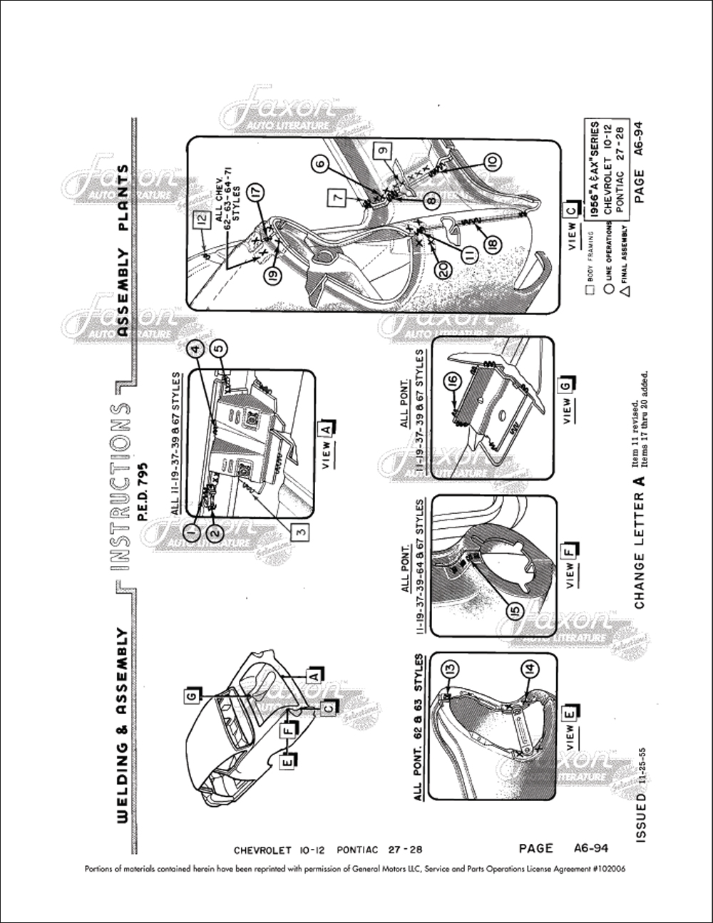1951 pontiac wiring diagram