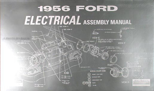 1956 Ford F100 Wiring Diagram - 8euoonaedurbanecologistinfo \u2022