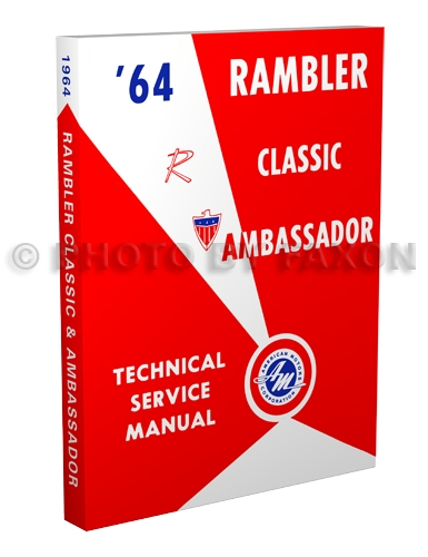 1964 Rambler Classic Wiring Diagram Download Wiring Diagram
