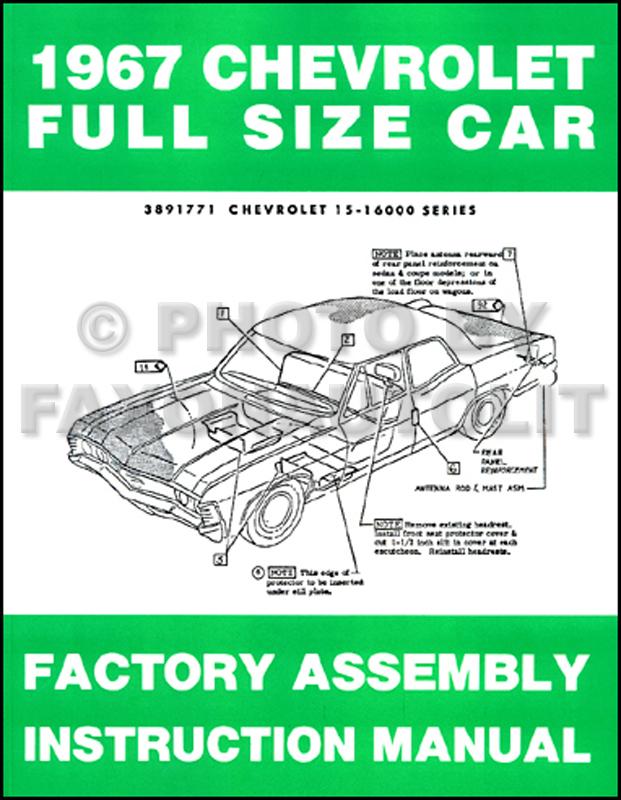67 Impala Wiring Diagram Wiring Diagrams