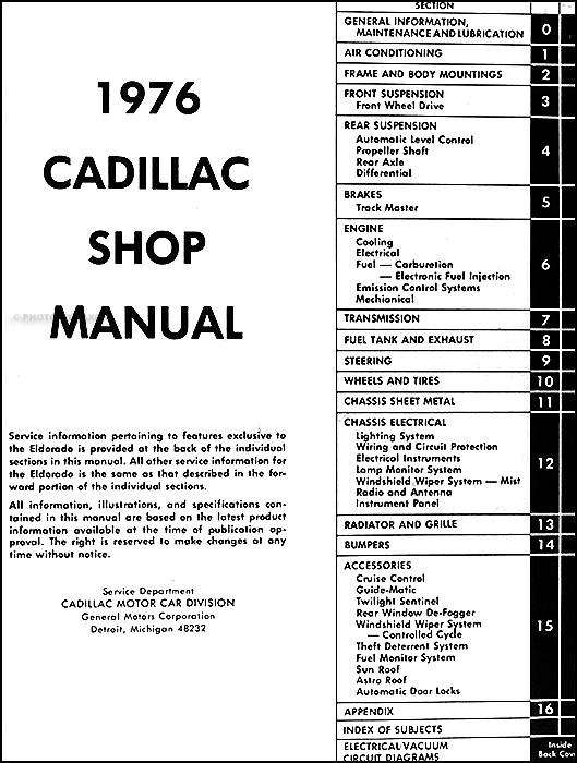 Cadillac Ac Diagram Wiring Diagram