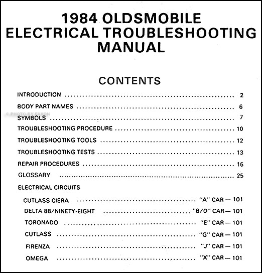 88 Oldsmobile Fuse Box Smart Wiring Electrical Wiring Diagram
