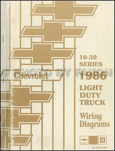 Wiring Diagrams For 86 Blazer Wiring Schematic Diagram