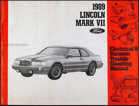 THE LINCOLN MARK VII CLUB \u2022 View topic - wiring diagram for 89 mark VII