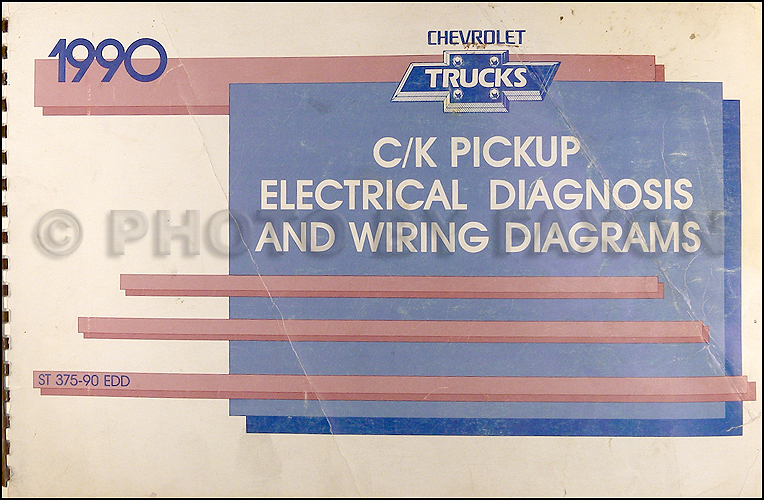90 Chevy Wiring Diagram Wiring Diagram