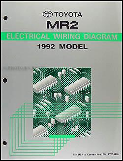 1992 toyota mr2 wiring diagram