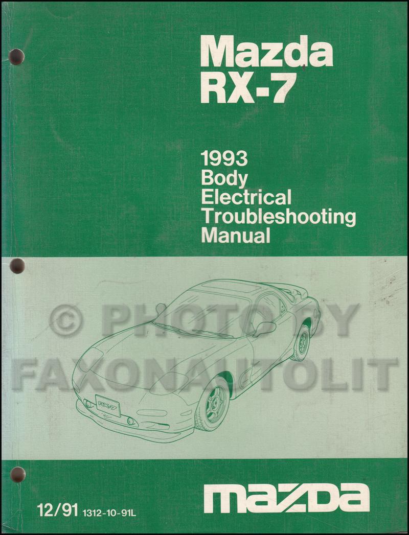 1993 mazda rx 7 wiring schematic