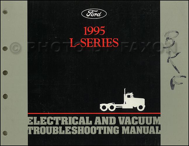 1995 Ford L9000 Wiring Schematics - Wwwcaseistore \u2022