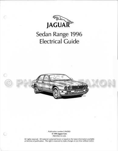 1996 jaguar xj6 wiring diagram
