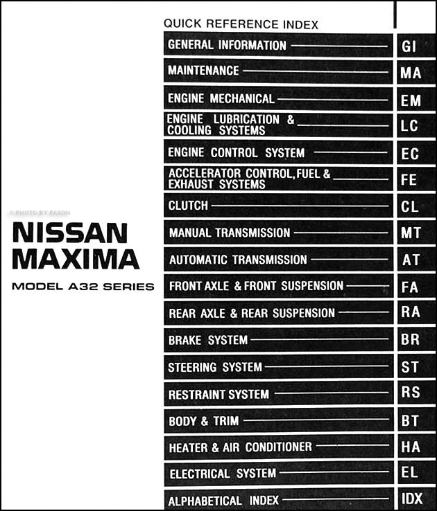 1995 maxima gle engine diagram auto electrical wiring diagram rh letong me 2000 Nissan Sentra Fuse Box 2000 Nissan Sentra Fuse Box