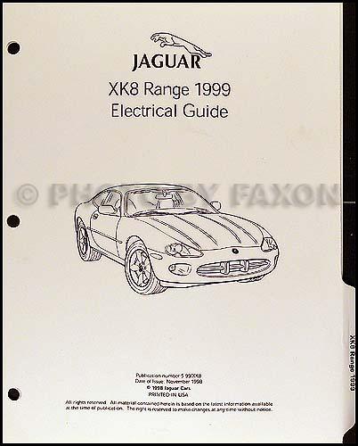 Wiring Diagram For Jaguar Xk8 Wiring Diagram