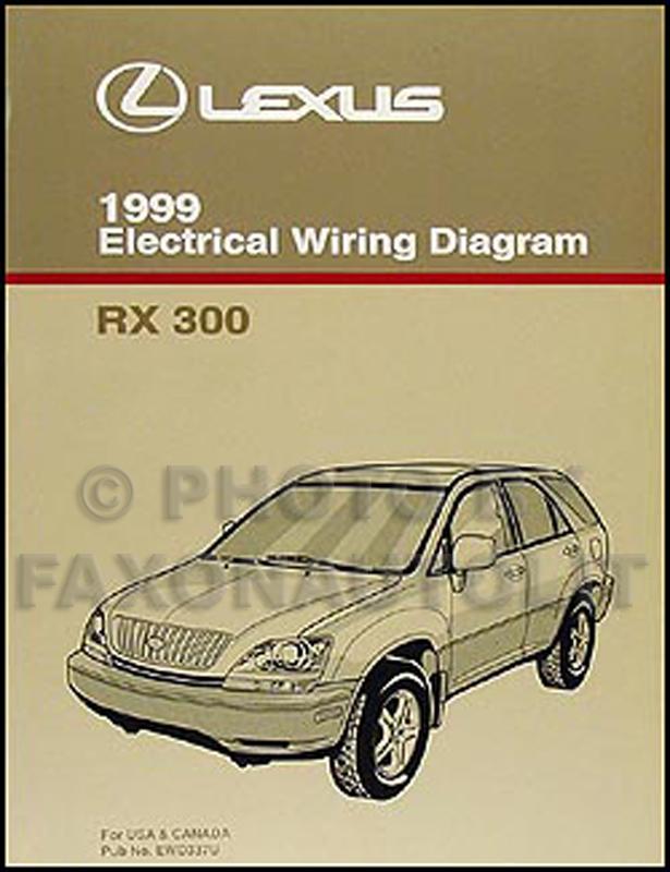 Lexus Rx300 Wiring Diagram Wiring Diagram