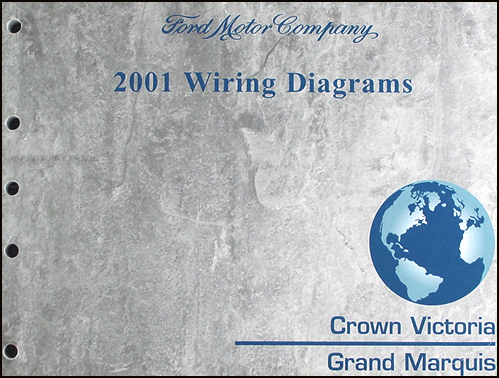 01 Mercury Grand Marquis Wiring Diagram - Wiring Data Diagram