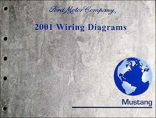 2001 Mustang Wiring Diagram - Wiring Diagram Write