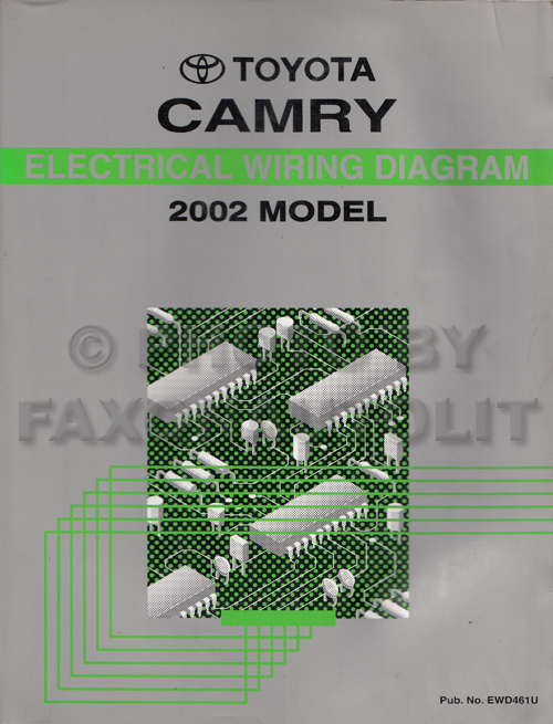 2002 Toyota Highlander Ac Wiring Wiring Diagram