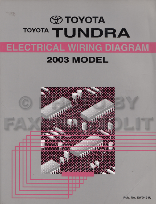 wiring diagram for toyota tundra