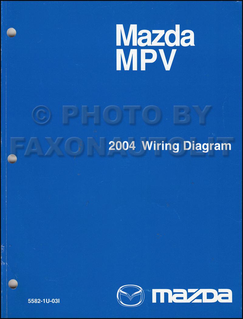 2004 mpv fuse box diagram
