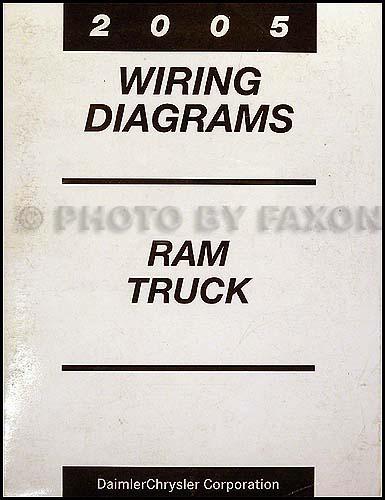 2005 Dodge Ram 3500 Wiring Diagram - 7pejujtasnewtradinginfo \u2022