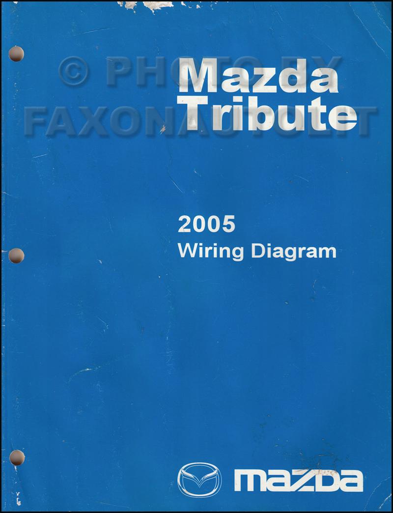 mazda b4000 fuse box diagram