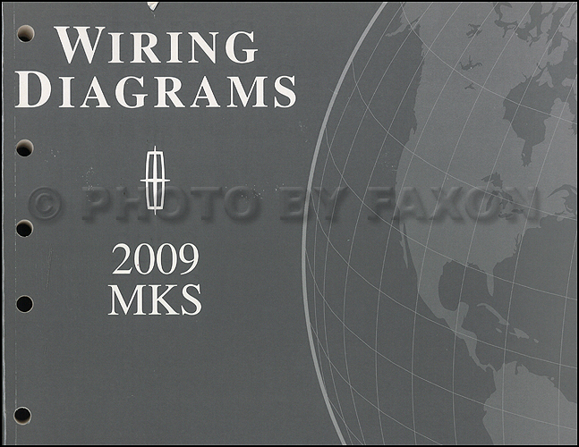 2009 Lincoln Mks Engine Diagram - Wiring Diagrams