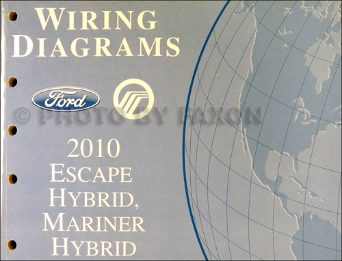 Ford Escape Hybrid Wiring Diagram - Njawwajwiitimmarshallinfo \u2022