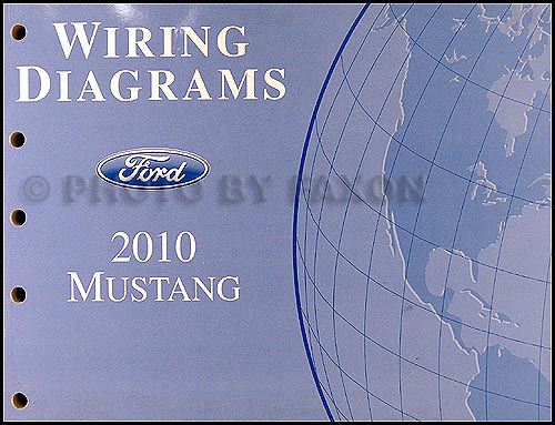 2010 Mustang Wiring Diagram Wiring Diagram
