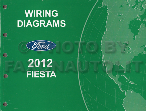 wire diagram for ford fiesta 2012