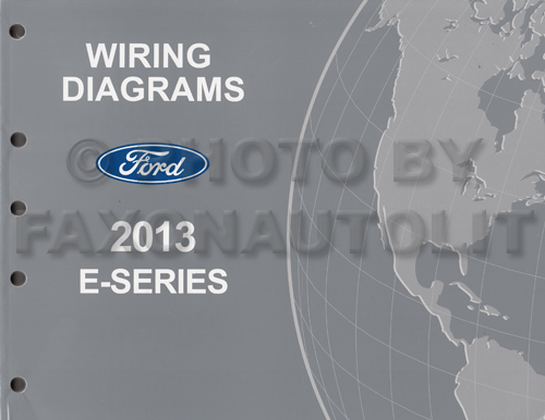 2013 Ford Van Stereo Wiring car block wiring diagram
