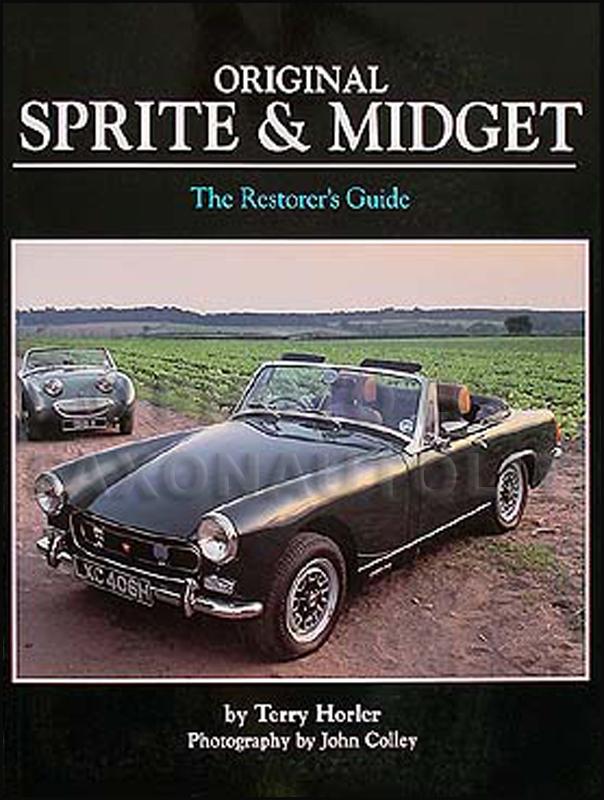 Austin-Healey Sprite  MG Midget Originality Guide