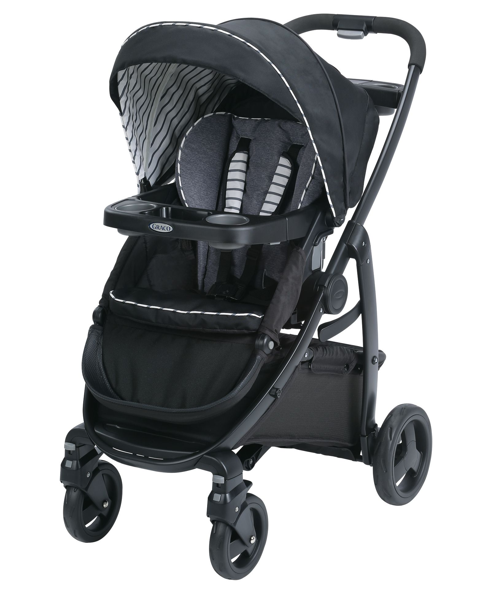 Graco Infant Car Seat Stroller Instructions Graco Modes Click Connect Stroller Black Online In India