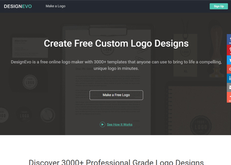 Check out these 8 Websites That Make Logos For Free! - Fearlessflyer