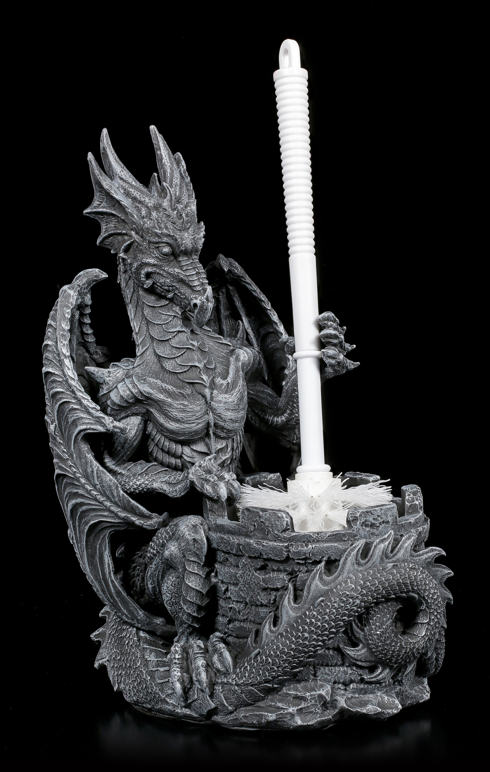 Dragon Bathroom Accessories Dragon Toilet Brush Figuren Shop De