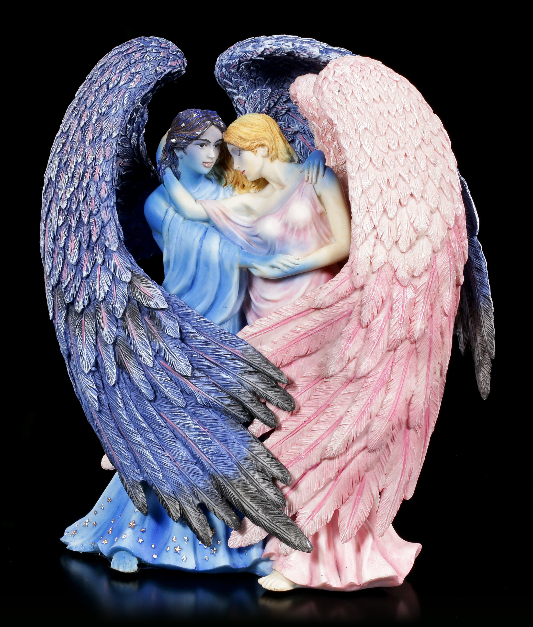 Figuren Shop 24 Angel Figurines Day Surrendering Unto Night