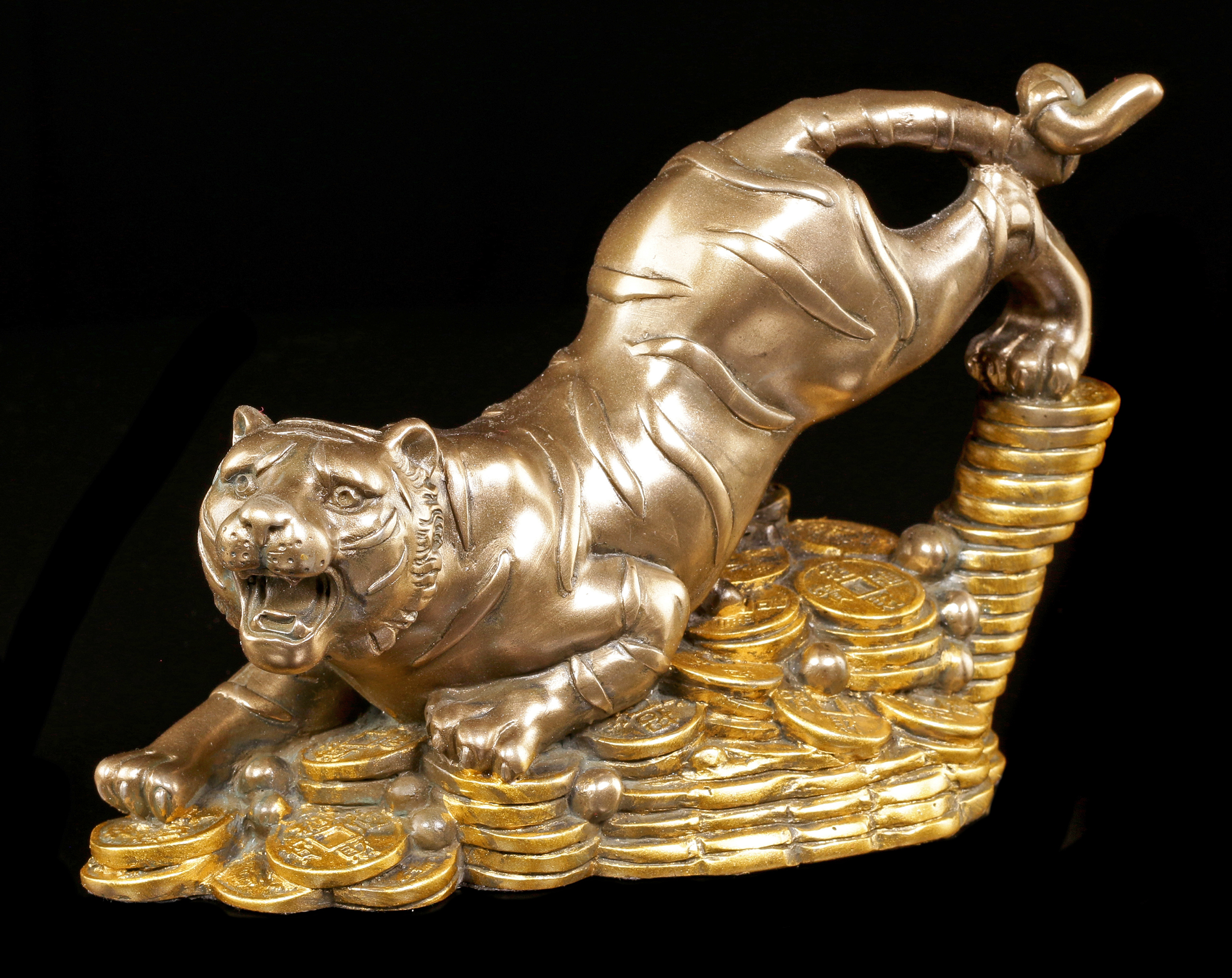 Feng Shui Geld Feng Shui Figurine Money Tiger