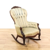 Victorian Rocker Rocking Chair | Loveseat Vintage ...
