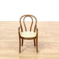 Small Antique Child's Austrian Bentwood Chair | Loveseat ...