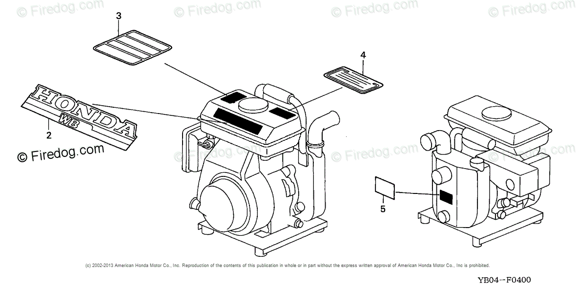 honda distributor parts diagram