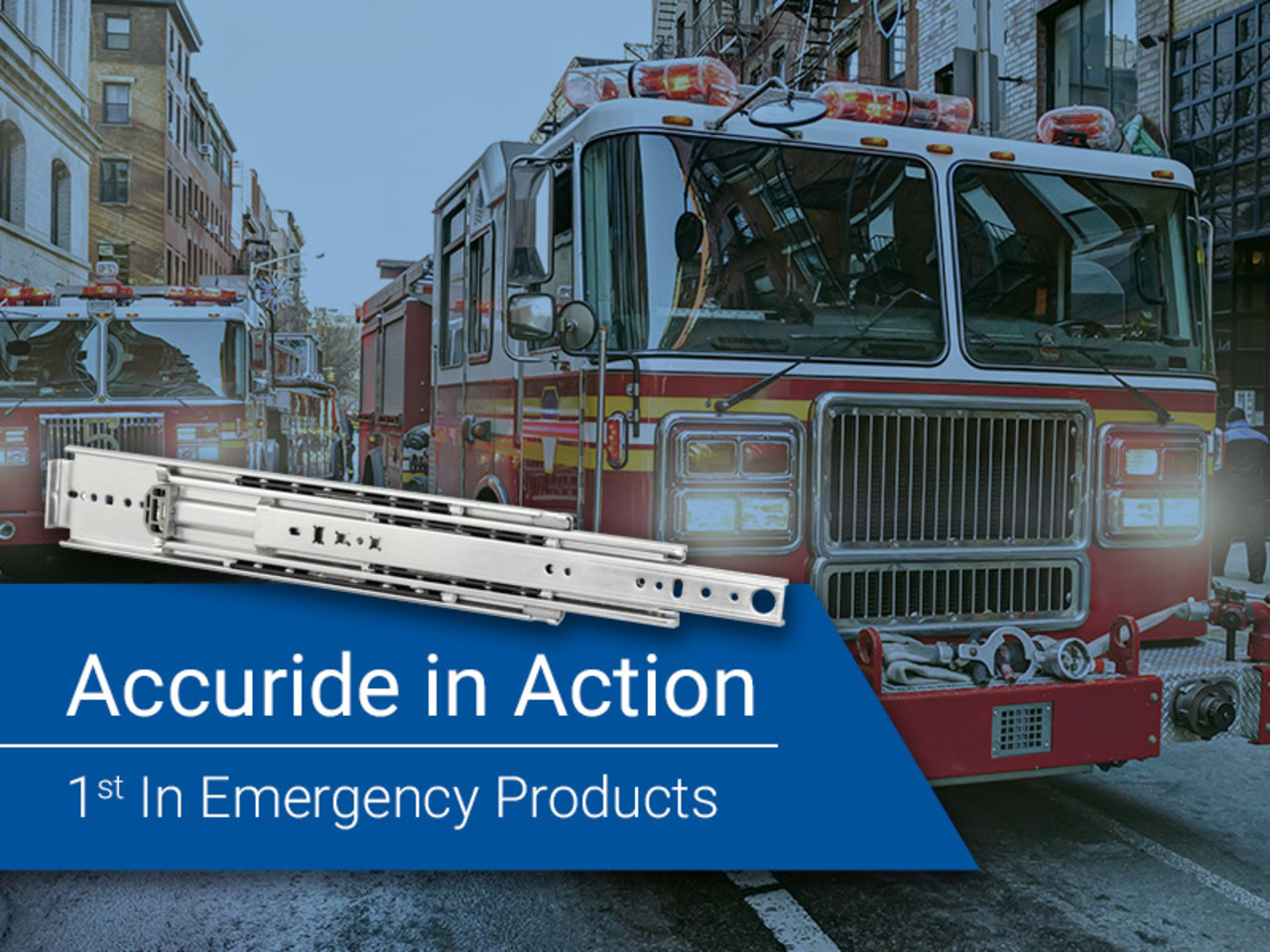 Accuride Drawer Slides Accuride International Drawer Slides Offer Life Saving Solution