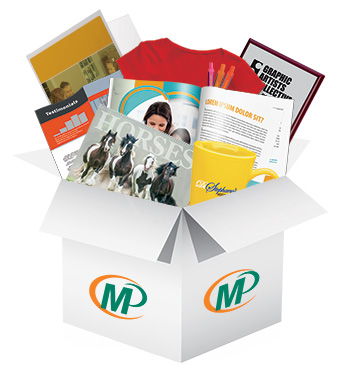 Promotional Products Custom Printing for Business Full-Service