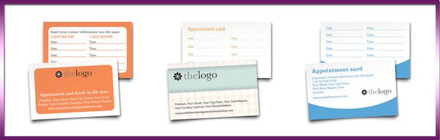 San Antonio Appointment Reminder Cards