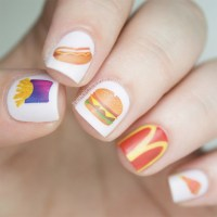 Enter the Weird and Wonderful World of Food-Inspired Nail ...